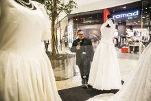 A. Vasiljevo vestuvinių suknelių paroda