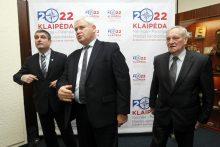 """Klaipėda, Neringa ir Palanga – nauja kūrėjų """"Susitikimų vieta"""""""