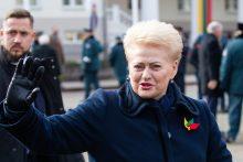 Paskutinis D. Grybauskaitės valstybinis vizitas vyks Lenkijoje