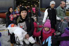 Vyriausybės kancleris abejoja pabėgėlių perkėlimo programos sėkme