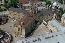 Kas bus vietoj Lukiškių kalėjimo?