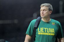 Paslapčių nebeliko: Lietuvos krepšinio rinktinės kariauna jau surikiuota