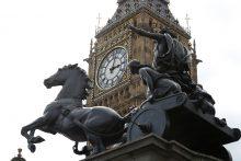 Londono Didysis Benas nutilo ketveriems metams