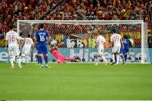 Nežaisdamas L. Modričius svariai prisidėjo prie kroatų pergalės