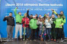"""LTeam"" festivalis Druskininkuose"