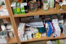 Turguje nelegaliai prekiavo rusiškais ir baltarusiškais vaistais