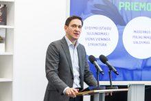 Vilniaus konservatoriai pristatė viziją sveikam Vilniui