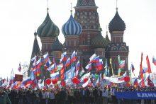 Beveik 60 proc. rusų mano, kad Lietuvos ir Rusijos santykiai nedraugiški