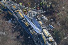 Vokietijoje – tragiška traukinių avarija: žuvo mažiausiai 9 žmonės <span style=color:red;>(papildyta)</span>