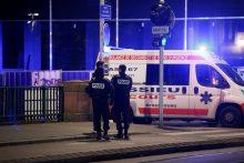 Šaudymo Strasbūre aukų skaičius auga, 11 žmonių – kritinės būklės