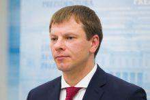 V. Šapoka: biudžeto priėmimo atidėjimas savaitei nieko nekeistų