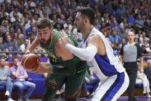Lietuvos rinktinė užtikrintai įveikė Izraelio krepšininkus