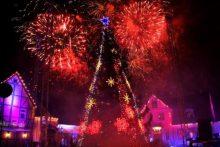 Eglutę Klaipėdoje įžiebs Kalėdų Senelis ir pasakų fėja <span style=color:red;>(programa)</span>