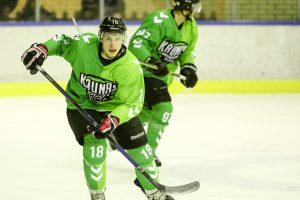"""""""Kaunas Hockey"""" trečiadienį laukia žūtbūtinė kova su vilniečiais"""