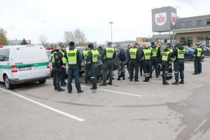Kauno policija tęsia dingusios senolės paieškas