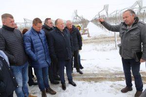 Kauno rajonas ir Užkarpatės apskritis kuria bendrus projektus