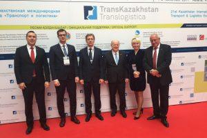 Kazachstano verslininkai pakviesti į Klaipėdos uostą