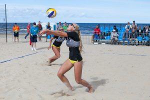Lietuvos paplūdimio tinklininkės Europos čempionatą baigė pergale
