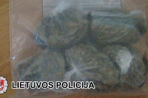 Pareigūnai sužlugdė panevėžiečių narkotikų verslą