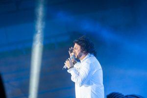 Nostalgijos genami žmonės plūdo į F. Kirkorovo koncertą