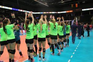 Kauno tinklininkės galingai užbaigė geriausią sezoną