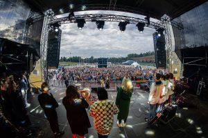 PLJS festivalis: didelės idėjos ateinančiam šimtmečiui, gera muzika ir meilė Lietuvai