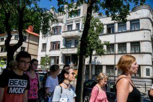 Švęsti V. Putvinskio gatvės dieną tampa tradicija