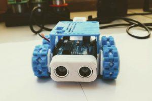Pajūrio jaunimui – nemokamos robotų gamybos dirbtuvės
