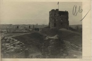 Gedimino kalno paslaptys: 1948 m. liepsnojo pilies kalne įrengta slėptuvė