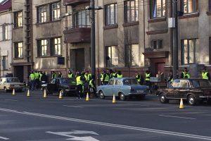 """Dėl """"Černobylio"""" filmavimo – eismo ribojimai"""