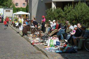 Klaipėdos blusų turgus grįžta į senamiestį