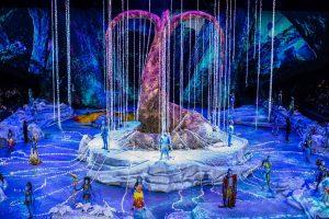 """""""Cirque du Soleil"""" Vilniuje pristatys J. Camerono """"Įsikūnijimo"""" įkvėptą šou"""