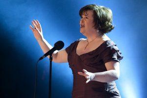 Panikos priepuolio ištikta dainininkė S. Boyle atsidūrė ligoninėje