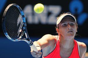 Lyderės iškopė į WTA serijos teniso turnyro aštuntfinalį