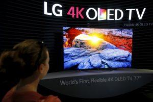Berlyno buitinės elektronikos parodoje – žvilgsnis į televizorių ateitį