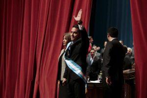 Gvatemalos prezidentu prisaikdintas buvęs komikas