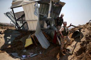 Izraelio smūgiai Gazos Ruože įsiutino Turkiją