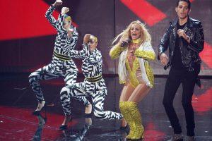 B. Spears sugrįžimas į MTV sceną nenudžiugino: vangu ir lėkšta