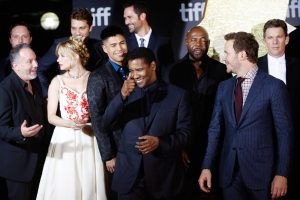 """Toronto kino festivalį atidarė ilgai lauktas """"Šaunusis septynetas"""""""