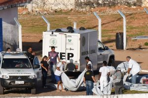 Brazilijos kalėjime kilus riaušėms nužudyti 26 kaliniai