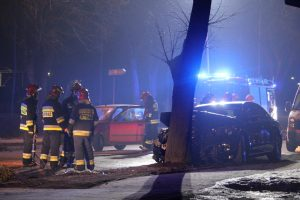Lenkijoje vyras kaltinamas sukėlęs avariją, per kurią nukentėjo premjerė