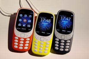 """Nokia"" atgaivino legendinį 3310 modelio telefoną"
