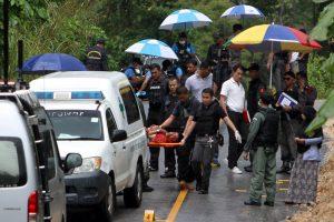 Šaudynės Tailande: žuvo keturi žmonės, tarp jų – mažametis