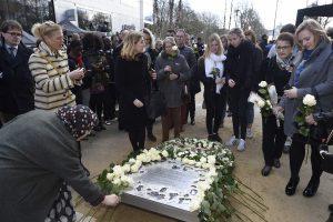 Briuselis mini teroro atakų metines
