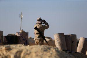 Sirijos ir Libano pasienyje kova su IS artėja prie kulminacijos