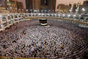 Į hadžą Saudo Arabijoje susirinko daugiau kaip du milijonai musulmonų