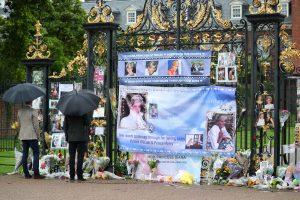 Britų princai pagerbė Dianą, praėjus 20 metų nuo jos mirties