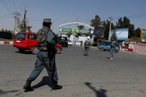 Kabule viešint Pentagono ir NATO vadovams nukrito kelios raketos