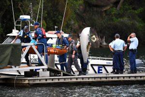 Tarp lėktuvo katastrofos Australijoje aukų – garsaus britų verslininko šeima