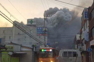 Didžiausia dešimtmečio nelaimė: per gaisrą ligoninėje žuvo mažiausiai 41 žmogus
